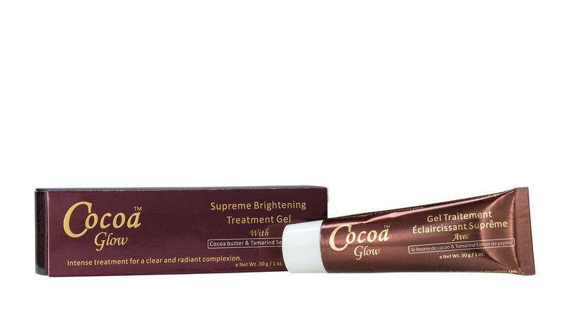 LABELLE Glow - Cocoa Glow Supreme Brightening Treatment Gel With Cocoa Butter & Tamarind Seed Extract - ShanShar