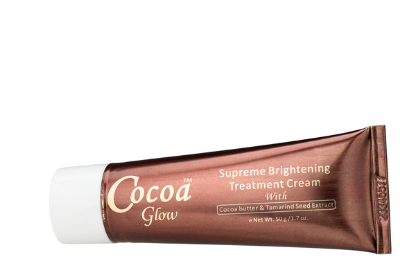 LABELLE GLOW - Cocoa Glow Supreme Brightening Treatment Cream With Cocoa Butter & Tamarind Seed Extract - ShanShar