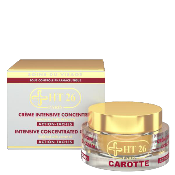HT26 PARIS - Intensive Concentrated Cream Action-taches - ShanShar