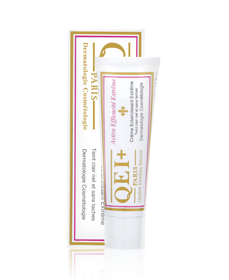 QEI Active Efficacité Lightening Cream. - ShanShar