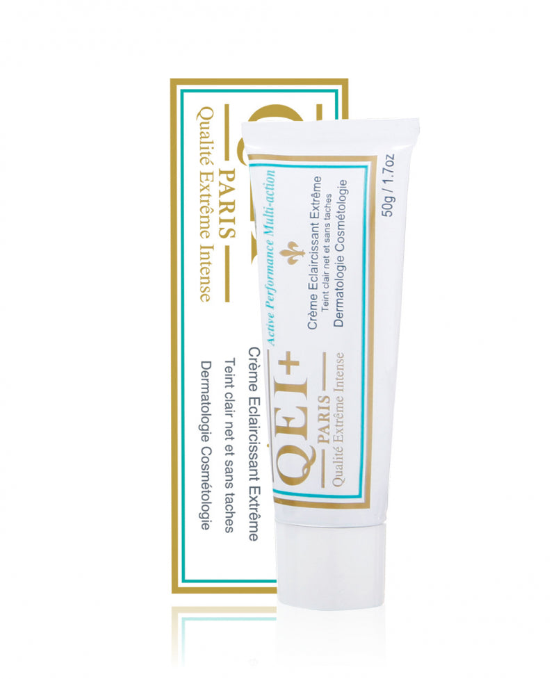 QEI Active Performance Moisturising Lightening Cream. - ShanShar
