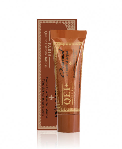 QEI Oriental Cream with Argan Oil.
