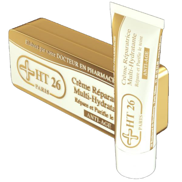 HT26 - Highly Nourishing & Moisturizing Face Cream - ShanShar