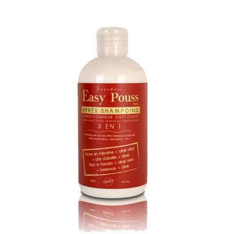 EASY POUSS 3 in 1 After Shampoo Conditioner - Strengthens, Treats & Repairs Hair intensely - 250 ml