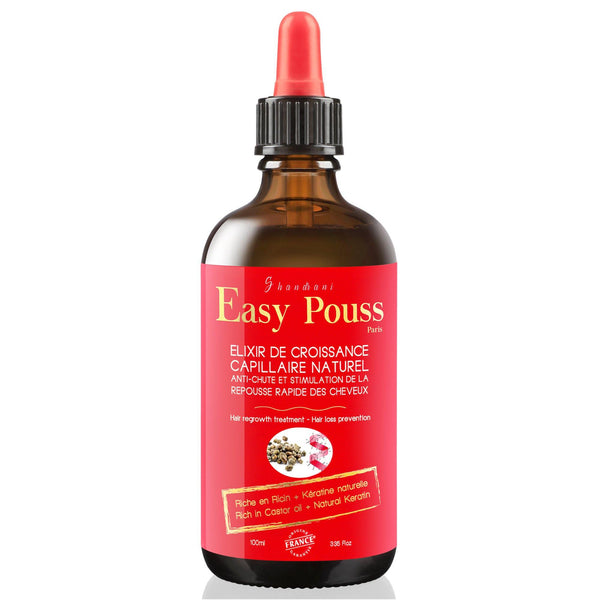 EASY POUSS - Anti-Hair Loss Treatment. Healthy Hair Growth - ShanShar