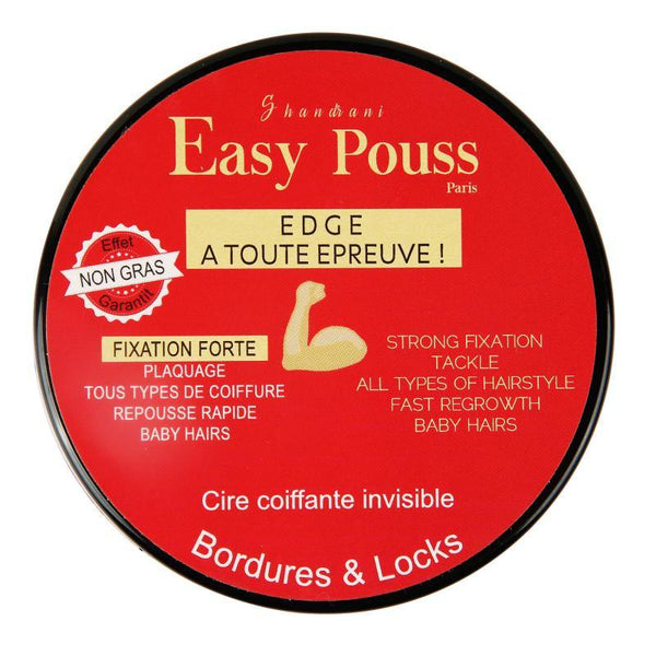 EASY POUSS NEUTRAL COLOR HAIR EDGE  -  Waterproof - 100ml