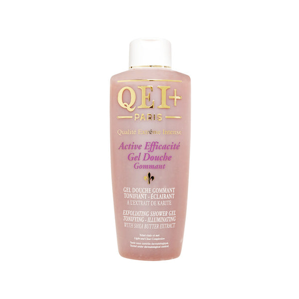 QEI+ Active Efficacité Extreme Exfoliating Clarifying Shower Gel - Clarifying and tonifying   33.81 FL.OZ