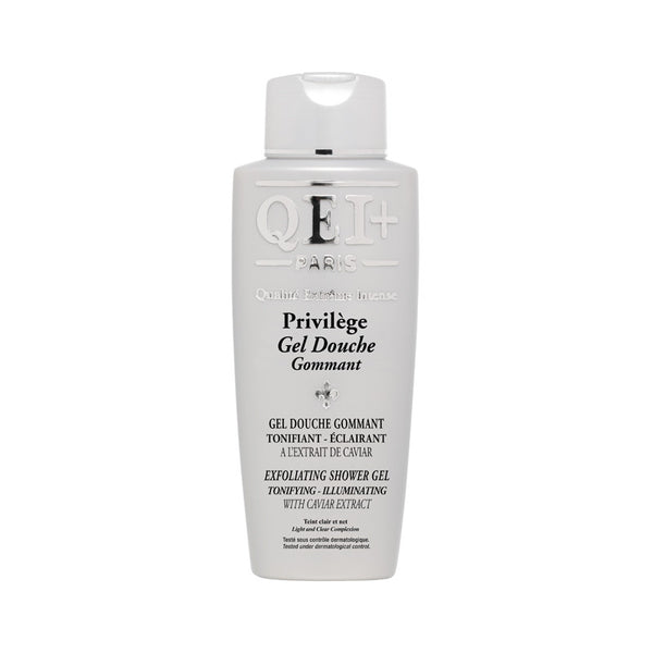 QEI+ Privilège Exfoliating Clarifying Shower Gel - 33.81 FL.OZ