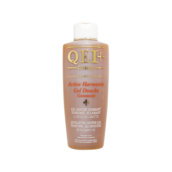 QEI+ Active Harmonie Repair Exfoliating Clarifying Shower Gel - Clarifying and tonifying 33.81 FL.OZ