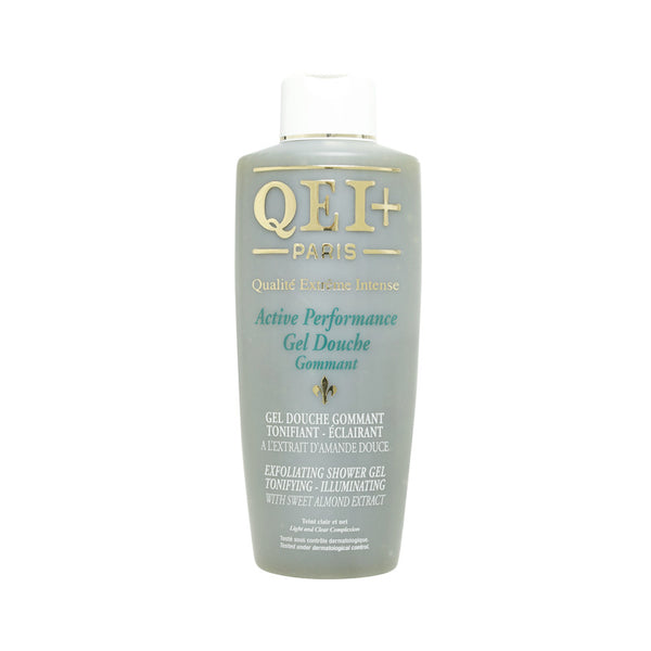 QEI+ Active Performance Exfoliating Clarifying Shower Gel - 33.81 FL.OZ