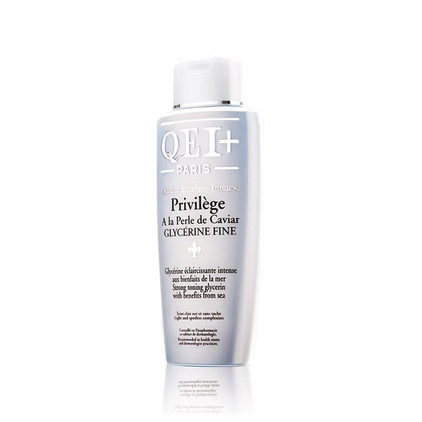 QEI+ Privilege with Caviar Extract Lightening Fine Glycerin