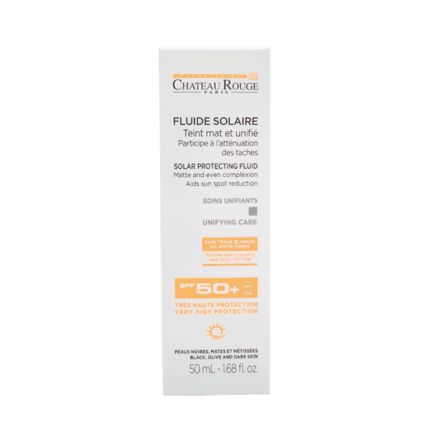 CHATEAU ROUGE Sun Protection Mattifying Fluid SPF 50