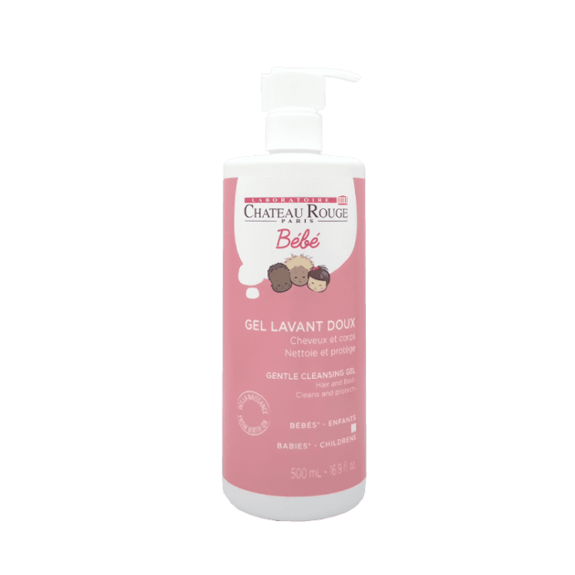 CHATEAU ROUGE BABY GENTLE CLEANSING SHOWER  GEL