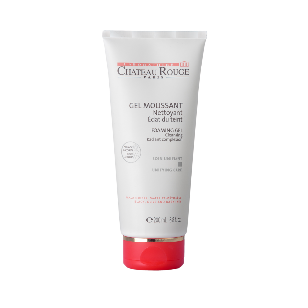 CHATEAU ROUGE UNIFYING FOAMING CLEANSING GEL- Radiant Complexion