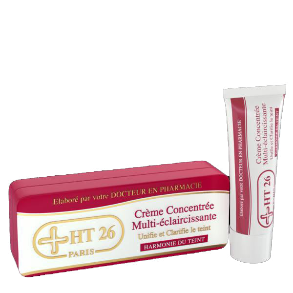 HT26 PARIS - Multi-lightening Concentrated Cream - ShanShar