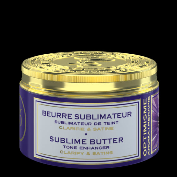 Sublime Butter/ Optimism Aromatherapy / Purple Violet Scent - ShanShar