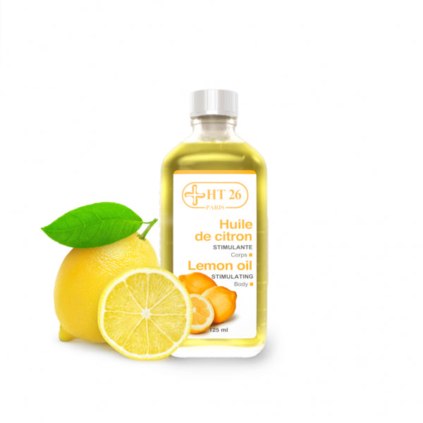 Lemon Pure Essential Oil 4.23 oz - ShanShar