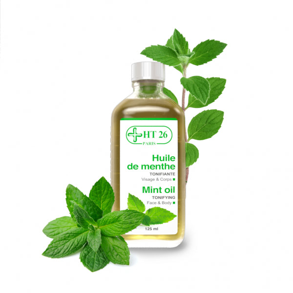 HT26 - Mint Pure Essential Oil 125 ml - ShanShar