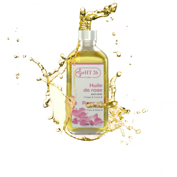 HT26 - Rose Pure Essential Oil 125 ml - ShanShar