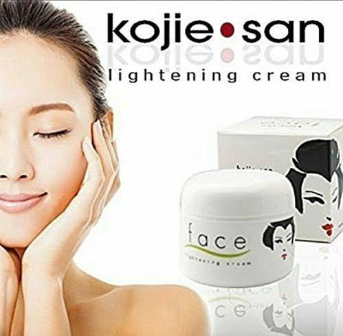 KOJIE SAN FACE LIGHTENING CREAM - Brightens skin and reduces the appearance of dark spots