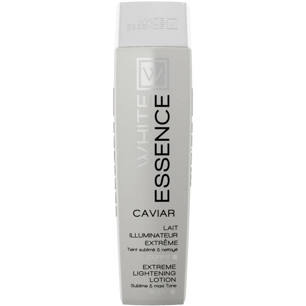 HT26 White Essence - Caviar Body lotion - Deluxe Lightening lotion with Caviar extracts Cleaned and maxi tone
