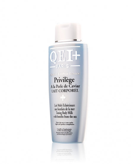 QEI+ Privilege with Caviar LIGHTENING BODY LOTION