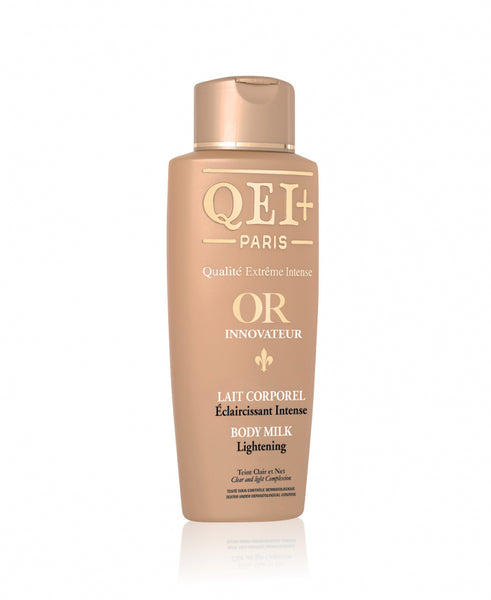 QEI+® OR INNOVATIVE Body MILK Strong Toning.