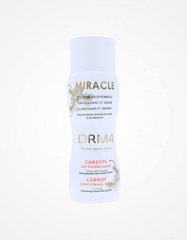 DRM4 Miracle Carrot Lightening Milk 16.8 oz