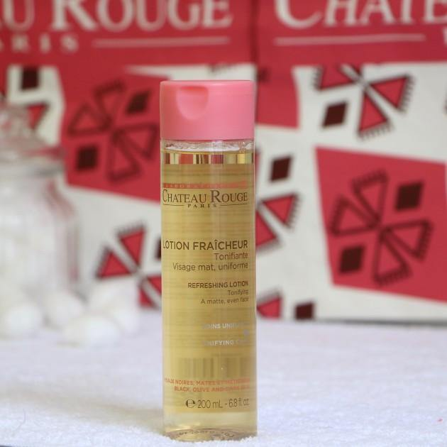 CHATEAU ROUGE FRESHING TONER - Tonifying, A matte, Even Tone.