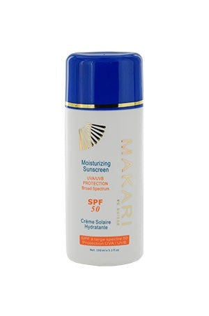 MAKARI -  MOISTURIZING SUNSCREEN SPF. 50. Protects against sun damage. NO 1 SUNCREEN - ShanShar