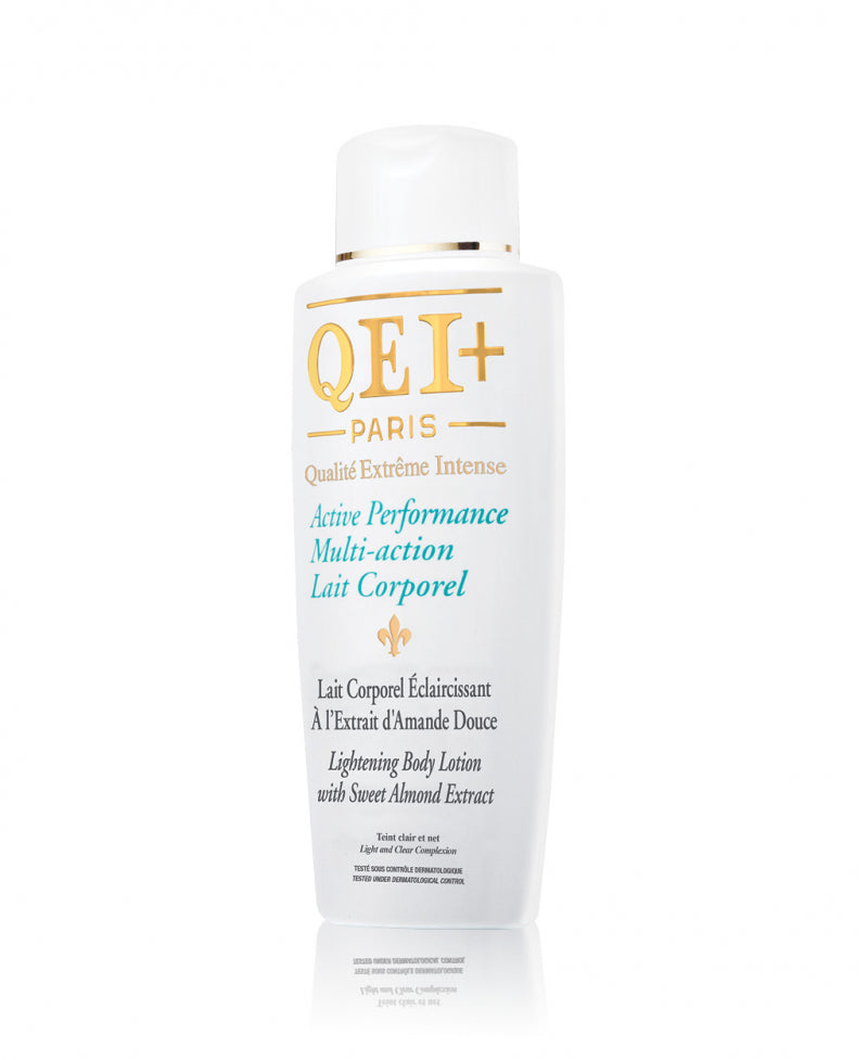 QEI Active Performance Body Milk - ShanShar