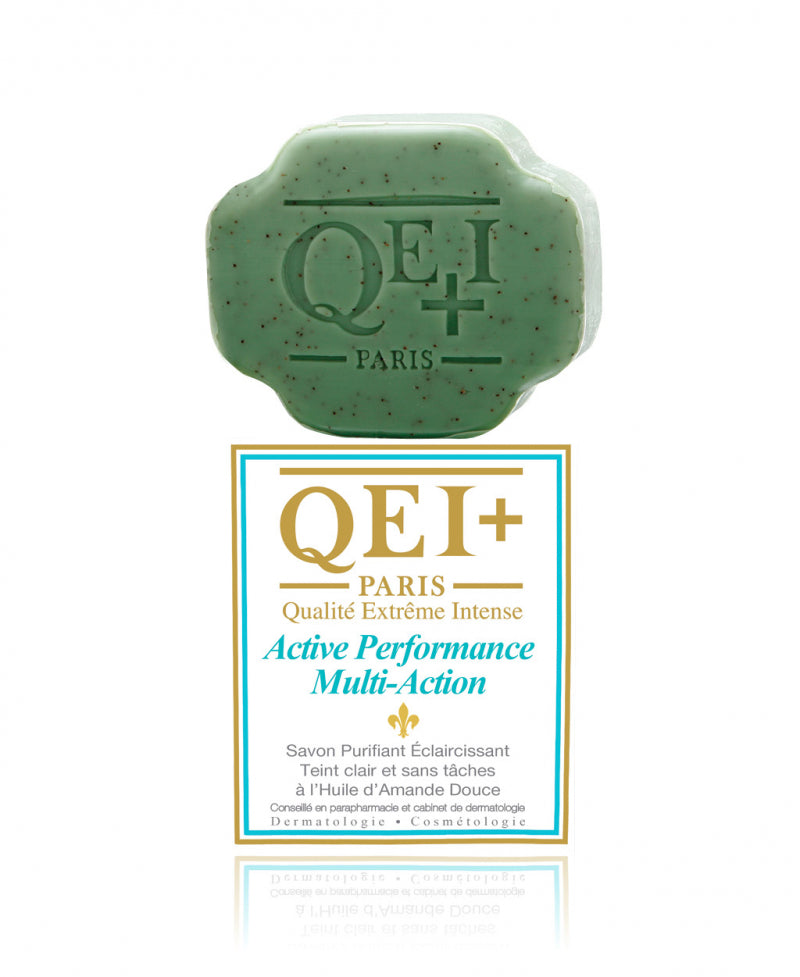 QEI Active Performance Purifying Exfoliating Soap. - ShanShar