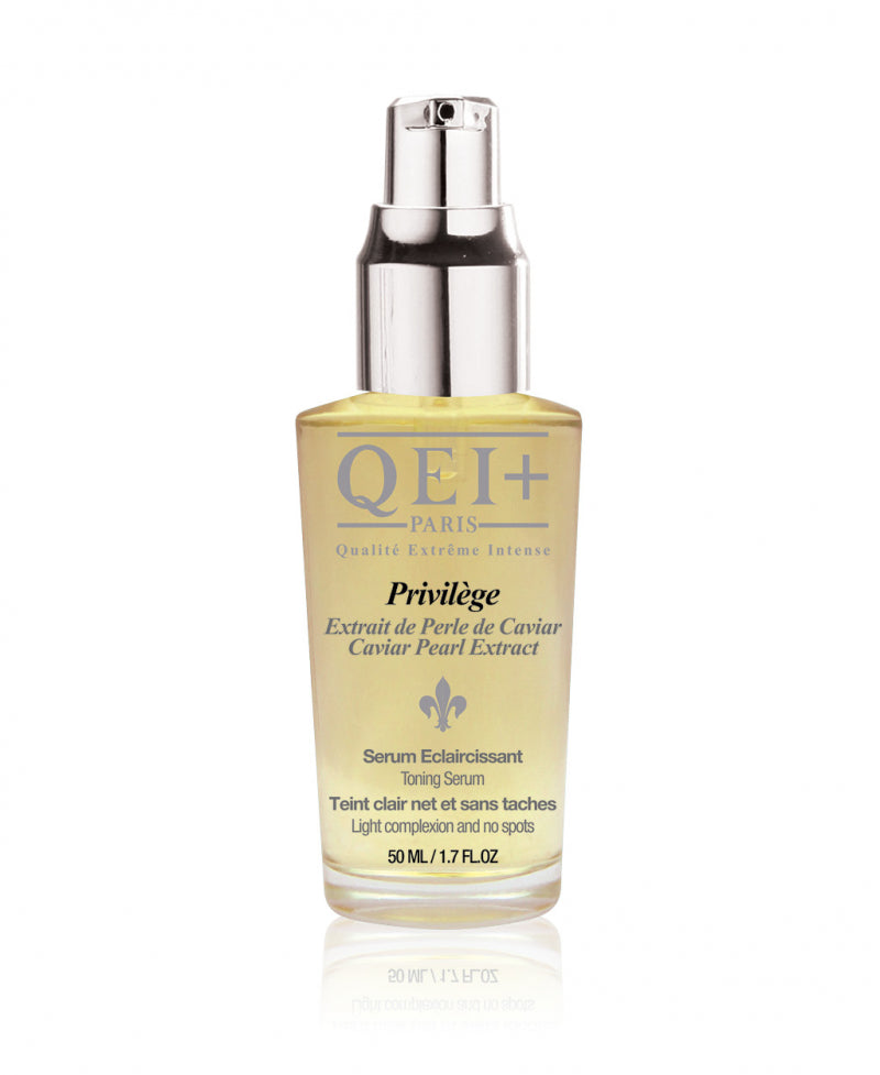 QEI+ Privilege with Caviar Extract Lightening Serum