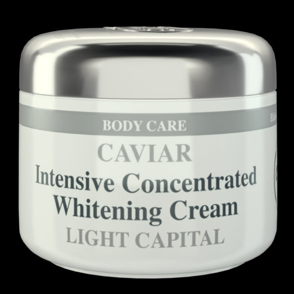 HT26 - Caviar  Extreme lightening Body Cream with Caviar extracts Cleaned and maxi tone - ShanShar