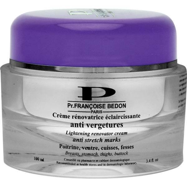 Pr. Francoise Bedon® Anti-Stretch Mark Cream / Efface les vergetures et unifie. 3.4 fl oz
