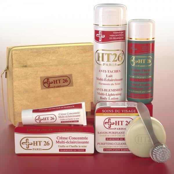 HT26 PARIS - KIT The essential Anti stains in a box - Anti Taches box
