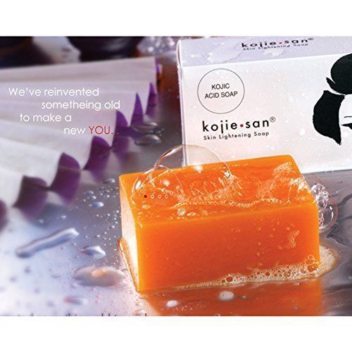 Kojie San Acid Lightening Soap 2 Bars - 135g)  / The World Best Whitening Soap /  Beware of fake Kojie / No. 1 Acne solution - ShanShar