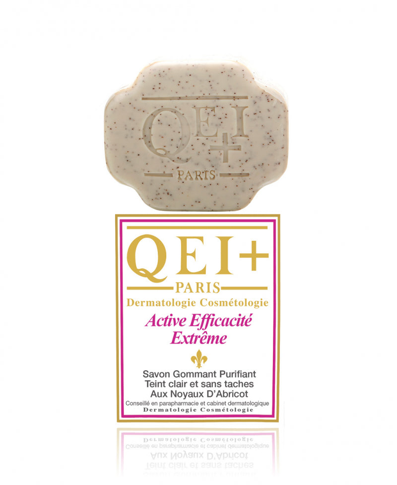 QEI Active Efficacité Exfoliating Soap. - ShanShar