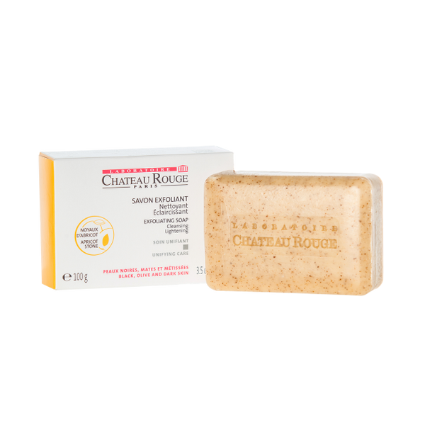 APRICOT CORE EXFOLIATING SOAP