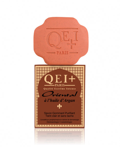 QEI Oriental Soap with Argan Oil.