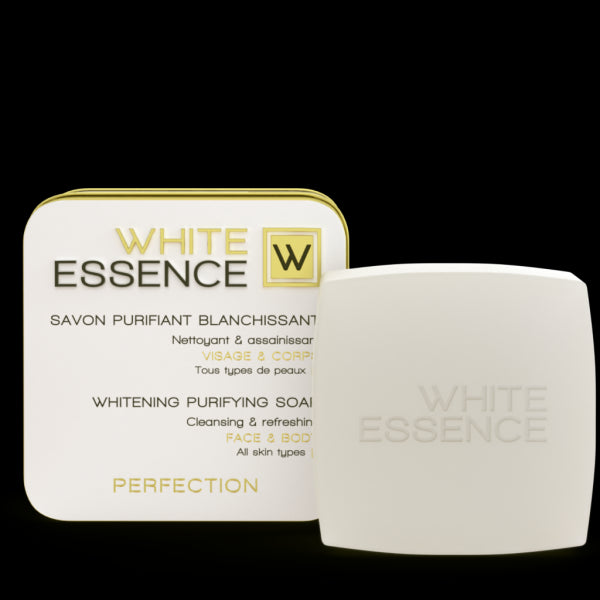 HT26 - White Essence - Whitening Purifying Soap Perfection - ShanShar