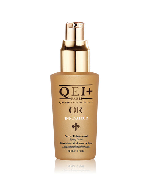 QEI+® OR INNOVATIVE Toning Serum.