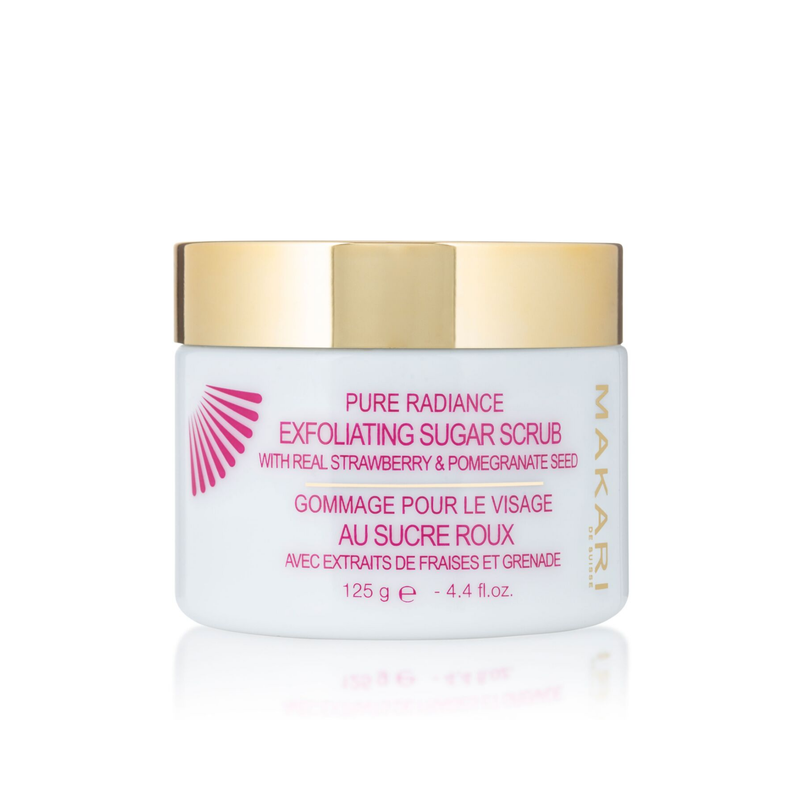 PURE RADIANCE EXFOLIATING SUGAR SCRUB