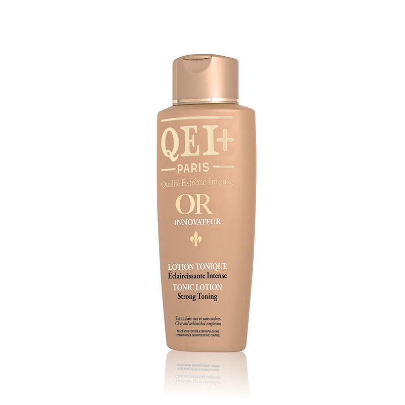 QEI+®OR INNOVATIVE Lightening Facial Cleanser Toner
