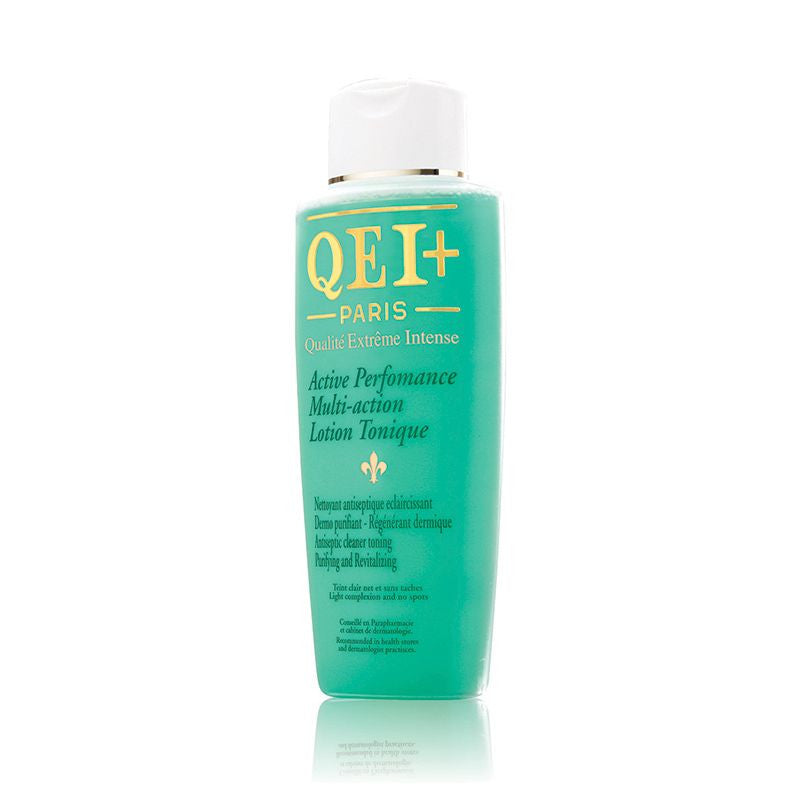 QEI+ Active Performance - Facial Cleanser Toner
