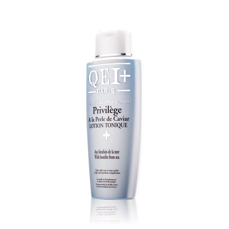 QEI+ Privilege with Caviar Extract Facial Cleanser Toner