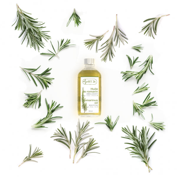 Rosemary Pure Essential Oil 4.23 oz - ShanShar