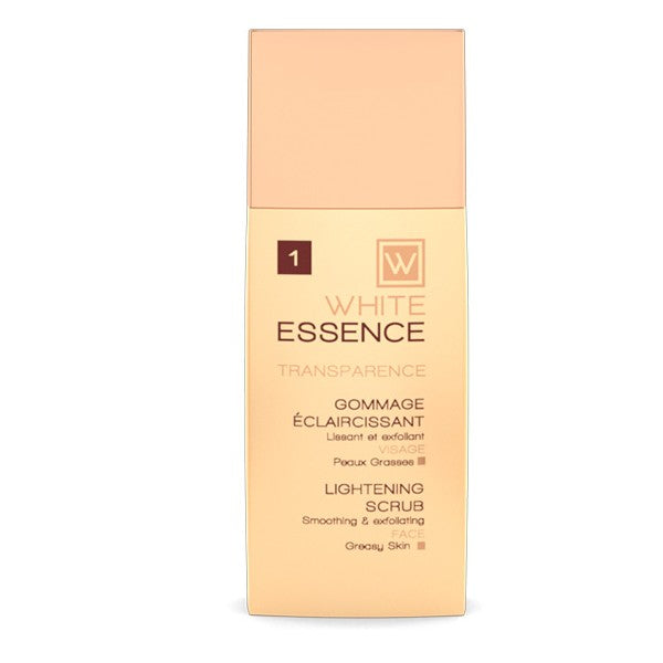 HT26 White Essence - Lightening Scrub  Face - Smoothing & Exfoliating Face Scrub - ShanShar