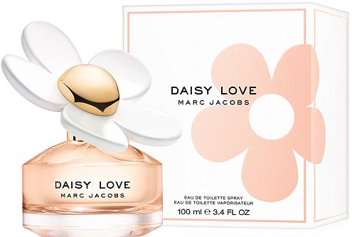 FRAG - Daisy Love by Marc Jacobs Fragrance for Women Eau de Toilette Spray 3.4 oz (100mL)