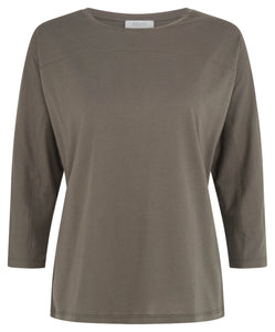 Batwing Tee Olive